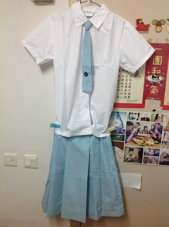 賽馬會體藝中學Jockey Club Ti-I College 校服校裙冷衫PE