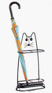 可愛貓咪傘架
