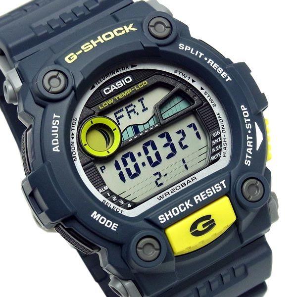 31987efabd4f Buy Casio G-Shock G-7900-2 Blue Tide Moon Men s Watch