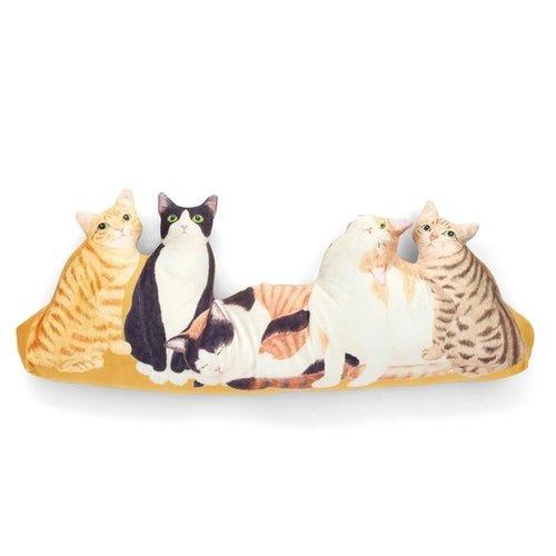 貓後宮抱枕