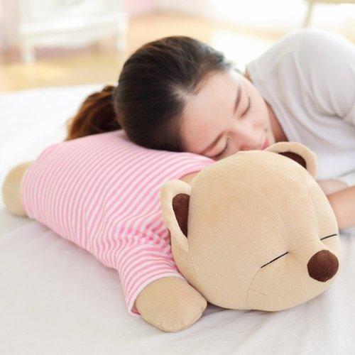 抱枕音樂熊