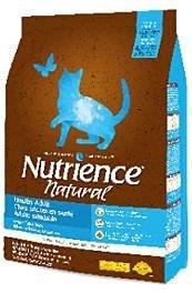 Nutrience紐崔斯天然糧 貓用5KG-六種魚