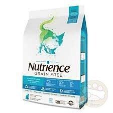 Nutrience紐崔斯 無穀養生貓系列-多種鮮魚 200G