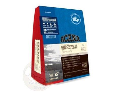 公司貨附發票 另有贈品 ACANA 愛肯拿 新無穀配方-潔牙 成犬雞肉《放養雞肉&新鮮蔬果》 低升醣燕麥 2kg/6kg/11.4kg/17kg