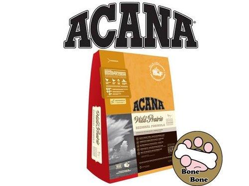愛肯拿ACANA(農場響宴無穀)挑嘴犬 雞肉迷迭香2kg 狗食乾糧(雞加魚)