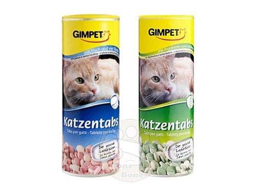 德國GIMPET駿寶 竣寶貓用維他命錠(海藻/鮮魚二種口味可選)710錠