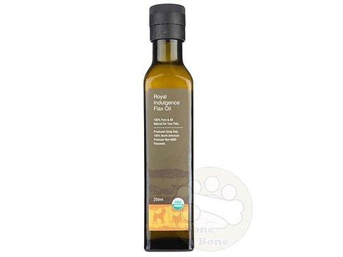 加拿大歐瑞頂級動物用有機亞麻籽油/寵物/狗狗亞麻子油/不飽和脂肪酸250ml