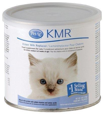 美國貝克PetAg KMR《愛貓樂頂級貓用奶粉》170G/幼貓/母貓/休養中貓咪適用