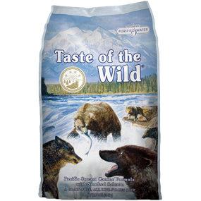 美國Taste of the Wild海陸饗宴愛犬配方《太平洋鮭魚海鮮》5LB/成犬/全犬飼料