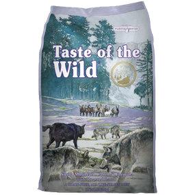 美國Taste of the Wild海陸饗宴愛犬配方《塞拉山燻烤羔羊》5LB/成犬/全犬飼料