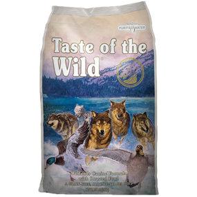 美國Taste of the Wild海陸饗宴愛犬配方《荒野鴨肉火雞肉》5LB/成犬/全犬飼料