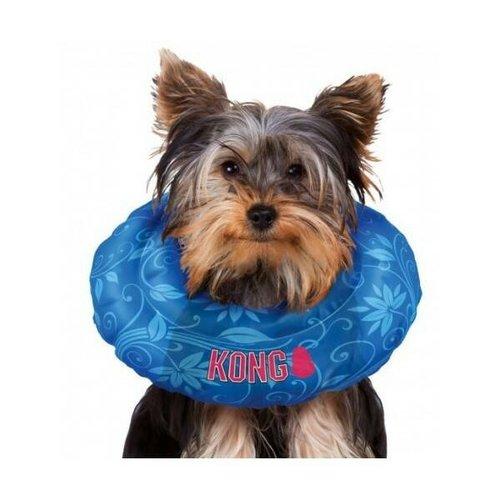 KONG CUSHION 新款 拿破崙頸圈頭套 氣墊軟頭套M 中型犬用 項圈 頸圈 頭套