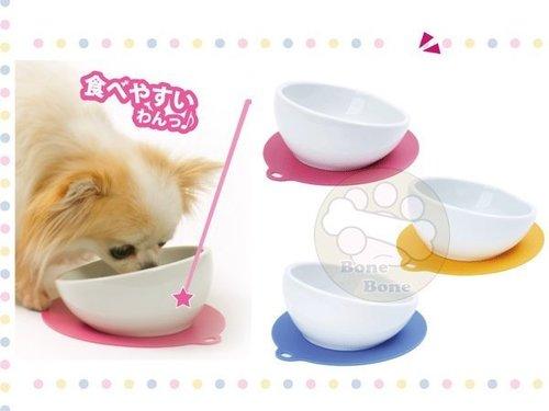 日本HARIO 小型犬專用/寵物專用/短鼻專用/陶瓷食碗/食器/食盆