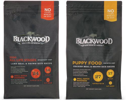 柏萊富 特調幼犬成長(雞肉+糙米)特調全齡犬(羊肉+糙米+雞肉)5lb/2.2kg飼料