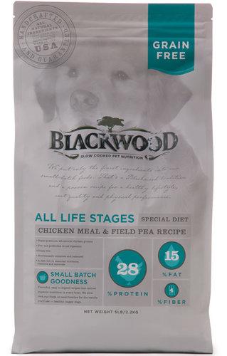 柏萊富 無穀全齡犬 低敏純淨(雞肉+豌豆) 15lb 6.8kg 無穀狗乾糧飼料