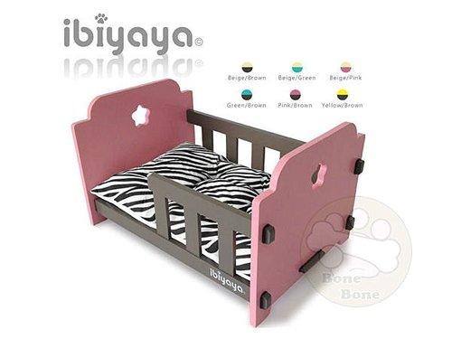 IBIYAYA依比呀呀-寵物傢俱系列-狗狗床組/寵物睡床/狗狗窩 FF1204欄杆床