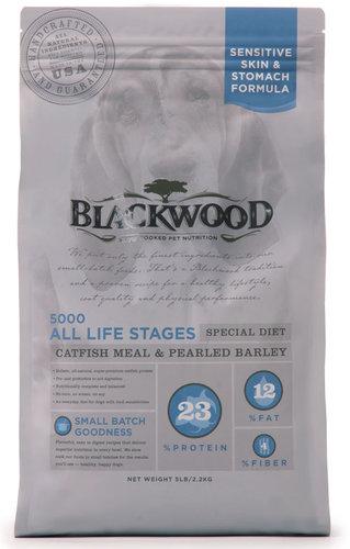 柏萊富 功能全齡犬 滋補養生(鯰魚+珍珠麥) 5lb 2.2kg 狗乾糧飼料
