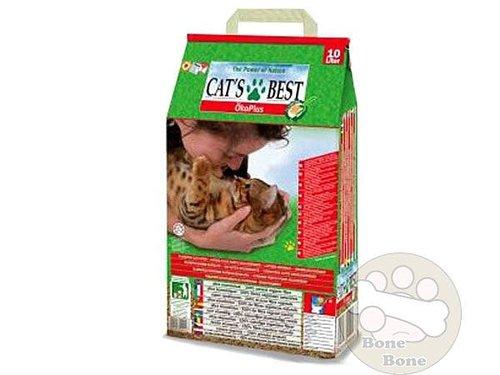 CAT S BEST 德國凱優   紅標凝結木屑砂10L/貓砂/木屑砂/貓砂盆/貓沙/超商限下一筆/宅配單件運費限4包