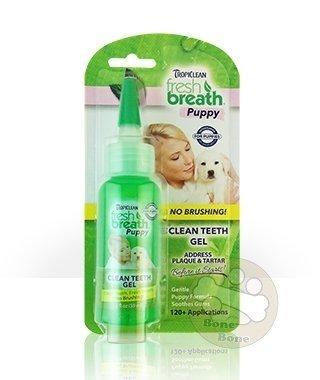 美國fresh breath 鮮呼吸 幼犬 潔牙凝膠(小型犬)/狗狗潔牙/59ml 寵物潔牙凝膠 鮮呼吸潔牙凝膠