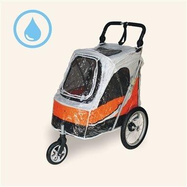 沛德奧Petstro/推車雨衣/寵物推車雨罩/702G-RC/雨罩