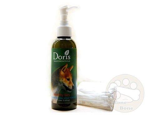 Doris 草本潔耳液/耳道潔淨護理液/寵物清耳液/犬貓皆可使用/175ml