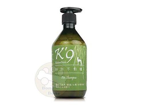 K 9 NatureHolic天然寵物洗毛精 狗狗不怕癢 - 三合一全效配方 - 檜木洗毛精476ml