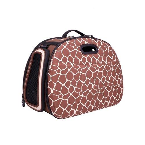 ibiyaya依比呀呀/非洲大地寵物提包FC1206-GF/寵物提包/寵物外出/犬貓外出籠/外出袋