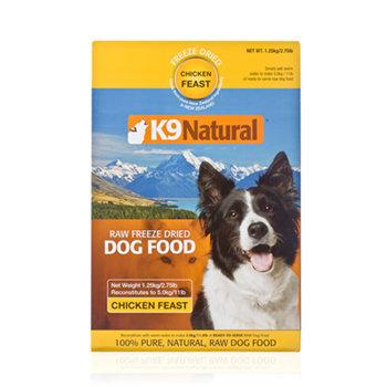 紐西蘭 K9 Natural 狗生食餐(冷凍乾燥) 雞肉2.5KG 新手入門 犬用鮮肉生食飼料