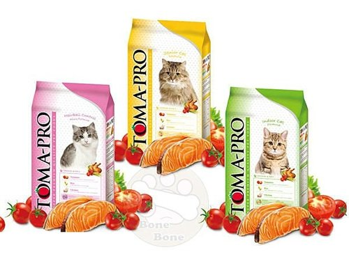 TOMA-PRO優格(成幼貓/高齡貓/室內貓)高纖、低脂化毛配方3KG/貓飼料