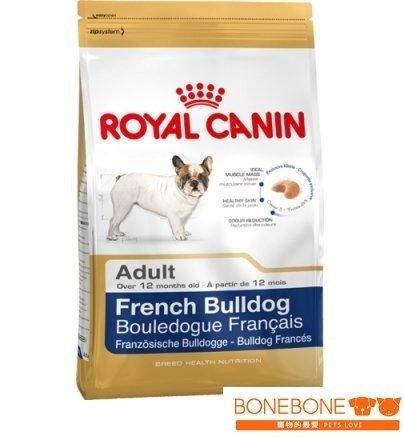 法國皇家 FMB24 法國鬥牛成犬專用飼料 3KG