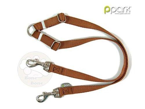 PPark i系列雙頭牽繩寵物牽繩狗狗牽繩雙頭拉繩M號240元另有L號賣場