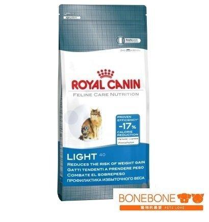 法國皇家Royal Canin/L40 肥胖傾向貓專用飼料3.5KG