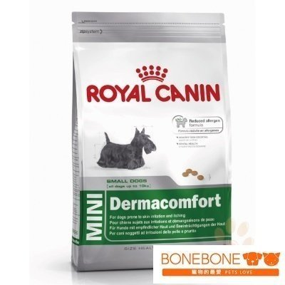 法國皇家Royal Canin/PRDE26小型好膚犬2kg