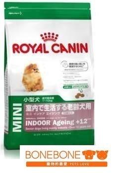 法國皇家Royal Canin/PRIM+12 小型室內老齡犬專用飼料 1.5KG