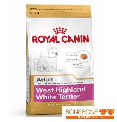 法國皇家Royal Canin/PRW21 西高地白梗專用飼料 1.5KG