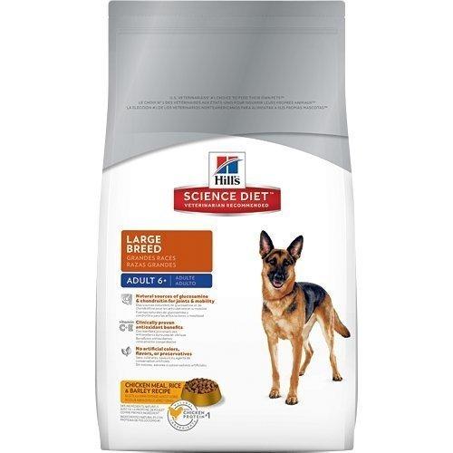 希爾思Hill's 大型熟齡犬/6歲以上大型熟齡犬/高齡犬/狗狗飼料 12kg