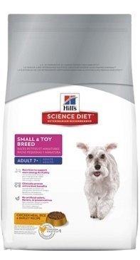 希爾思Hill's 小型及迷你熟齡犬/高齡犬配方/7歲以上/老犬 15.5lb(7kg) 附發票正規貨源