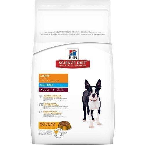 新包裝新效期~希爾思Hill's 成犬 體重控制配方(小顆粒)低卡雞肉配方/低熱量 減肥 狗狗飼料2kg 附發票正規貨源