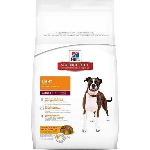 2016新包裝~新效期~希爾思Hill's 成犬 體重控制配方(原顆粒)狗狗飼料/雞+大麥 15kg 附發票正規貨源