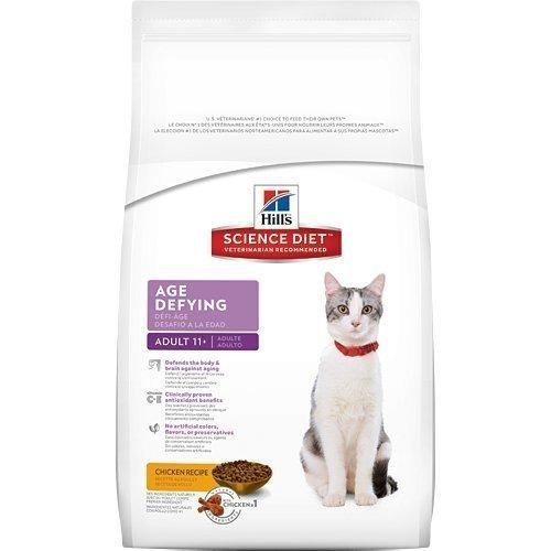 2016新包裝~新效期~希爾思Hill's 高齡貓(11歲以上) 抗齡配方15.5磅 附發票正規貨源