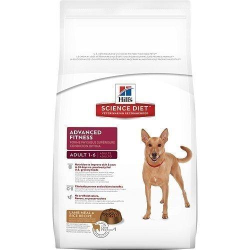 2016新包裝~新效期~希爾思Hill's  成犬羊肉及米配方(原顆粒)狗狗飼料15kg
