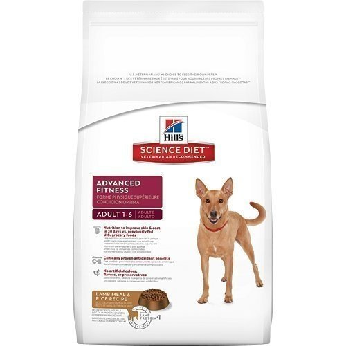 2016新包裝~新效期~希爾思Hill's 成犬羊肉及米配方(原顆粒)狗狗飼料3kg