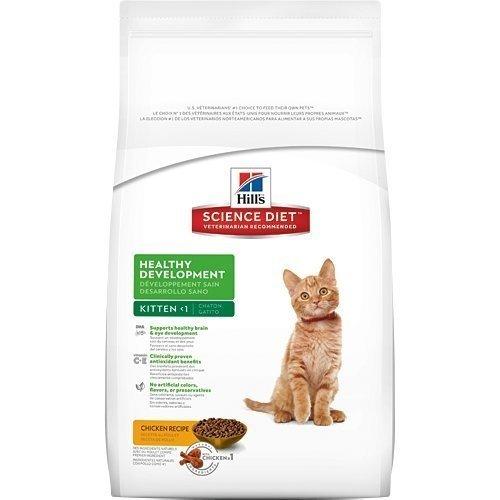 2016新包裝~新效期~希爾思Hill's 幼貓 均衡發育配方4kg