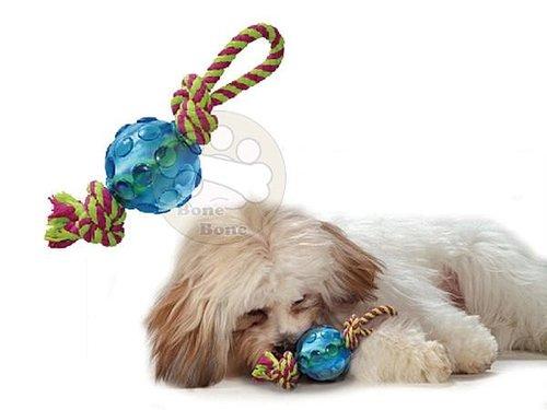 美國Petstages ORKA歐卡迷你繩球/歐卡耐咬系列/狗狗玩具/啃咬玩具