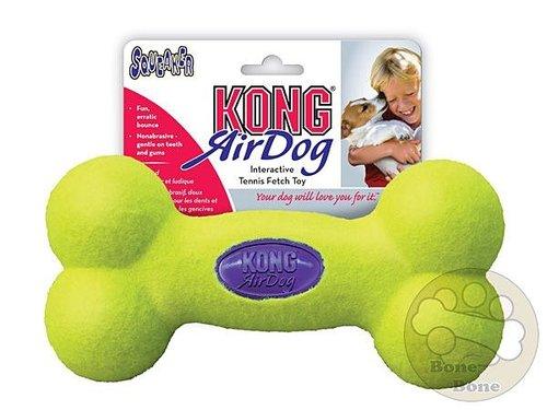 Kong玩具 AirDog 彈力啾啾骨頭 S號