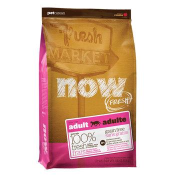 加拿大NOW FRESH™ -16LB鮮肉無穀天然糧 成貓配方 貓乾糧飼料/貓乾糧
