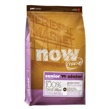 加拿大NOW FRESH™ -16LB鮮肉無穀天然糧老貓&減重配方 貓乾糧飼料/貓乾糧