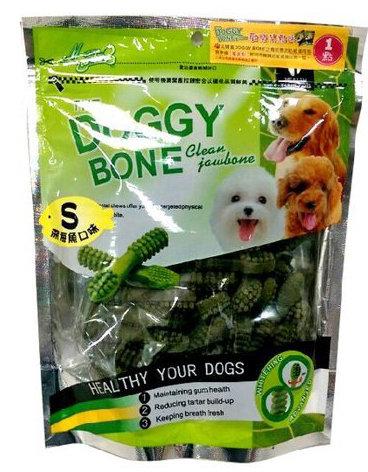 DOGGY BONE 多奇棒 深海魚口味 潔牙骨 S號7cm 360g 狗點心 狗零食
