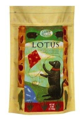 【買即送折價券】LOTUS樂特斯 慢焙狗乾糧飼料 小顆粒 成犬-紐西蘭鮮羊佐鱈魚5LB