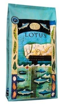【買即送折價券】LOTUS樂特斯 慢焙狗乾糧飼料 中顆粒 全犬-無穀海洋雙魚佐田時蔬10LB